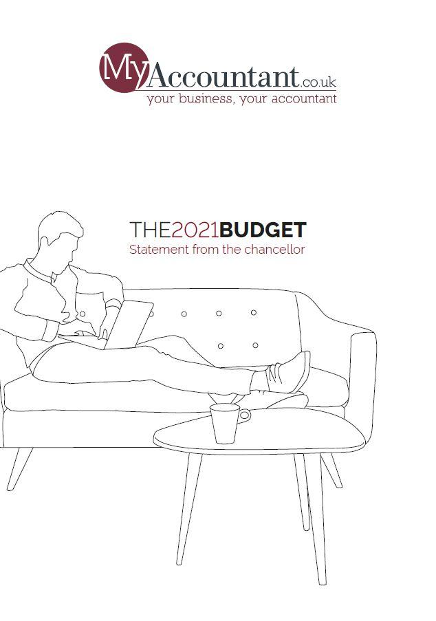Budget 2021 - MyAccountant's Summary